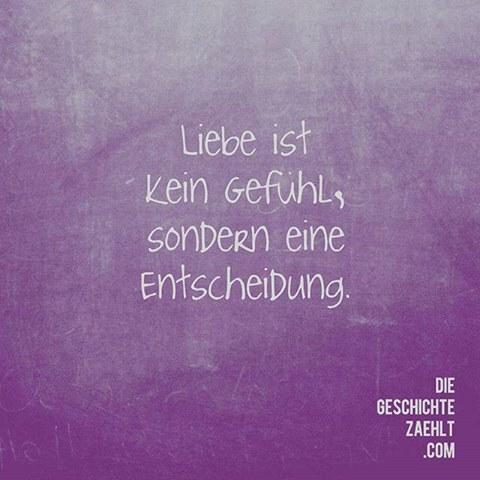 Liebe Ist Eine Entscheidung